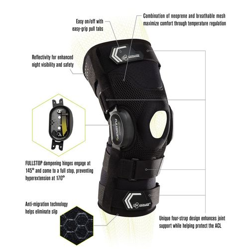 DonJoy Performance Bionic Fullstop Knee Brace - view number 5