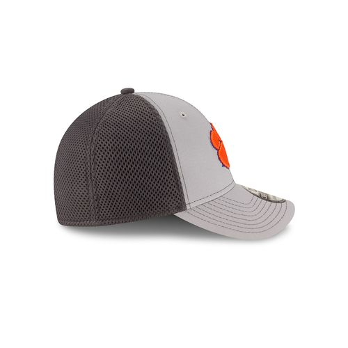 New Era Men's Clemson University Grayed Out Neo 39THIRTY Cap - view number 5