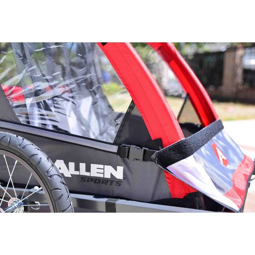 Allen Sports 2-Child Bicycle Trailer - view number 11
