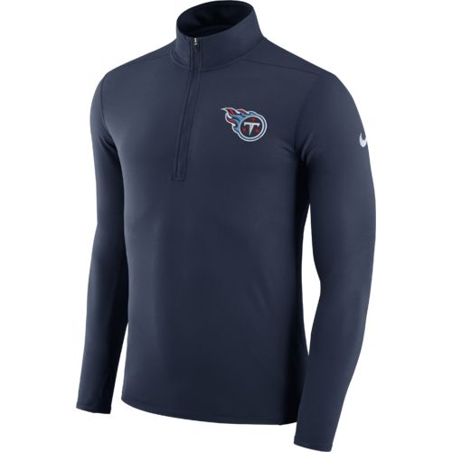 Nike™ Men's Tennessee Titans Element Dry 1/4 Zip Pullover