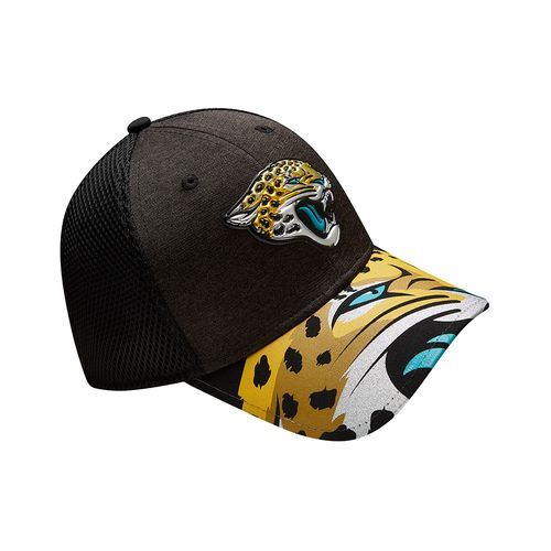 New Era Men's Jacksonville Jaguars 39THIRTY NFL17 On Stage Cap - view number 8