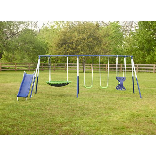 Agame Rosemead 7-Station Swing Set - view number 2