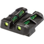 HIVIZ Shooting Systems Litewave Interchangeable GLOCK Pistol Rear Sight - view number 1