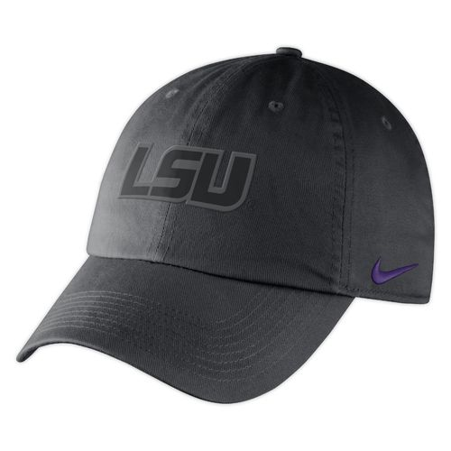 Nike™ Men's Louisiana State University Heritage86 Matte Cap