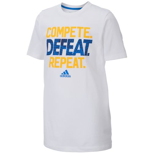 adidas Boys' Field Short Sleeve T-shirt