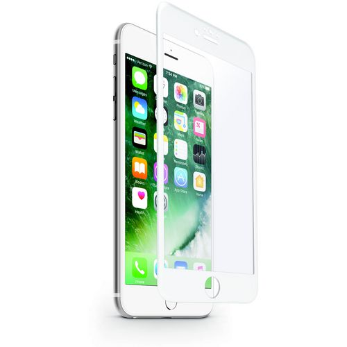 iHome iPhone 6/7 3-D Tempered-Glass Full Protection Screen Protector