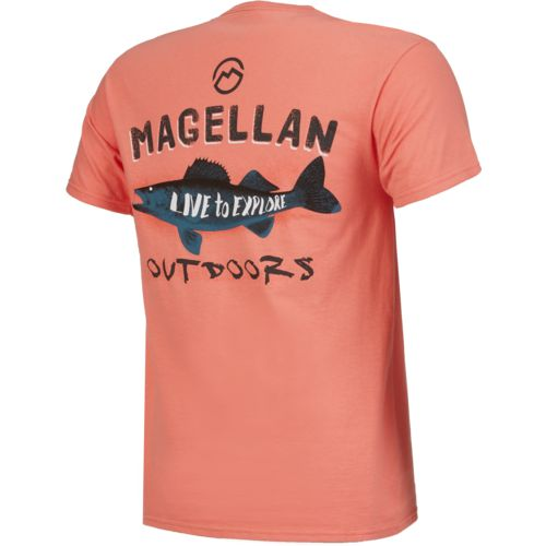 Magellan Outdoors Men's Walleye T-shirt - view number 2