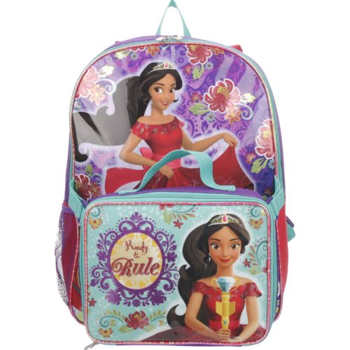 Marvel™ Girls' Elena Backpack with Lunch Kit