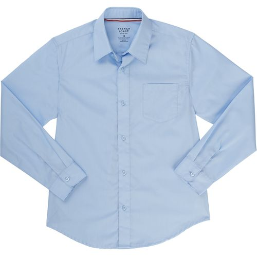 French Toast Boys' Long Sleeve Dress Shirt
