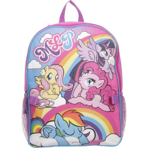 My Little Pony Girls' Rainbow Backpack with Lunch Kit - view number 4