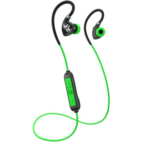 JLab Audio Fit 2.0 Bluetooth Sport Earbuds