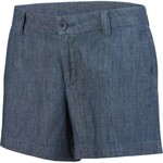 BCG Women's Roughin' It Chambray Shorty Short - view number 3