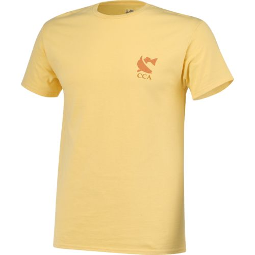 CCA Men's Keepin' It Coastal Sunset T-shirt - view number 3