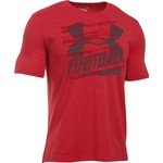 Under Armour Men's QT Football Branded T-shirt - view number 1