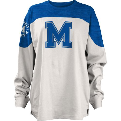 Three Squared Juniors' University of Memphis Cannondale Long Sleeve T-shirt