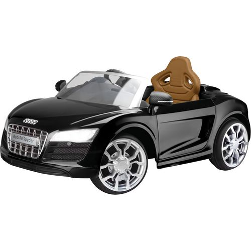 RollPlay 6V Kids' Audi R8 Spyder Ride-On Vehicle