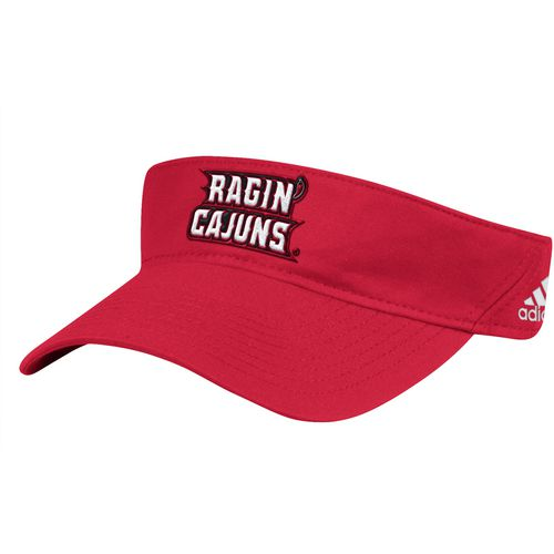 adidas Men's University of Louisiana at Lafayette Coach Adjustable Visor