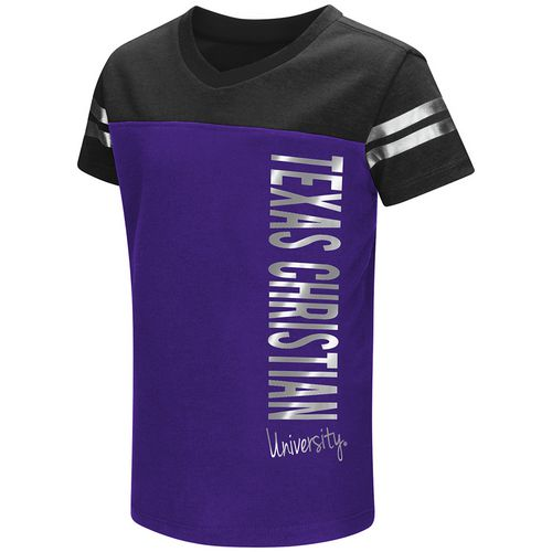 Colosseum Athletics Toddlers' Texas Christian University Cricket T-shirt
