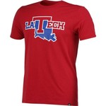 '47 Louisiana Tech University Wordmark Club T-shirt - view number 3