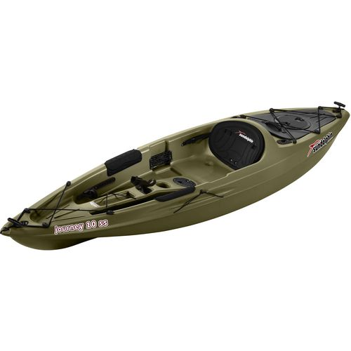 Sun Dolphin Journey 10 ft Fishing Kayak - view number 2
