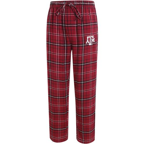 Concepts Sport Men's Texas A&M University Ultimate Flannel Pant