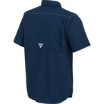 Columbia Sportswear Men's University of Mississippi Low Drag Offshore Short Sleeve Shirt - view number 2
