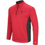 Colosseum Athletics Men's Lamar University Audible 1/4 Zip Windshirt - view number 1