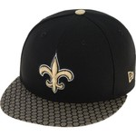 New Era Men's New Orleans Saints Onfield Sideline '17 59FIFTY Cap - view number 2