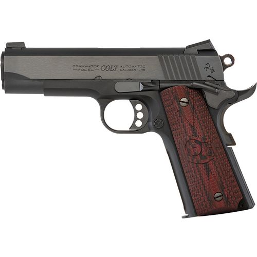 Colt Lightweight Commander 1911 9mm Luger Pistol