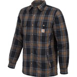 Carhartt Men's Hubbard Sherpa Lined Shirt Jac - view number 3