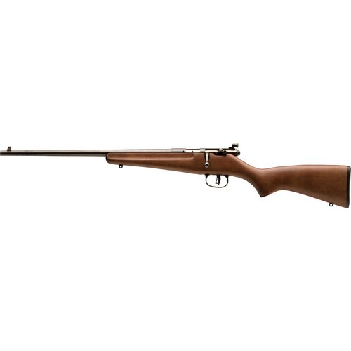 Savage Arms Youth Rascal .22 LR Bolt-Action Rifle Left-Handed