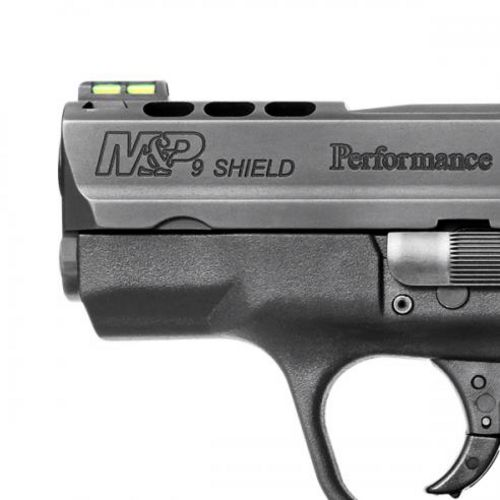 Smith & Wesson Performance Center Ported M&P9 SHIELD 9mm Pistol - view number 1