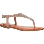 Austin Trading Co. Women's Rhinestone Thong Sandals - view number 2