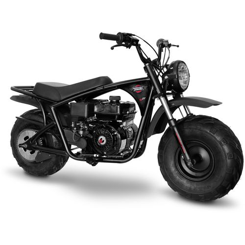 Monster Moto Adults' Classic 212cc Gas Mini Bike - view number 2