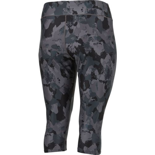 BCG Women's Athletic Printed Plus Size Capri Pants - view number 4