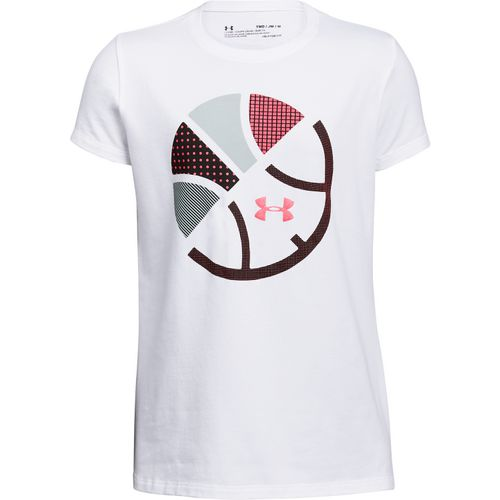 Under Armour Girls' Global Basketball T-shirt