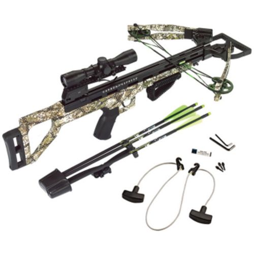Carbon Express Covert Tyrant Crossbow Set