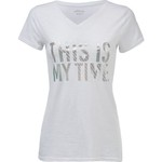 BCG Women's My Time Graphic V-neck T-shirt - view number 2
