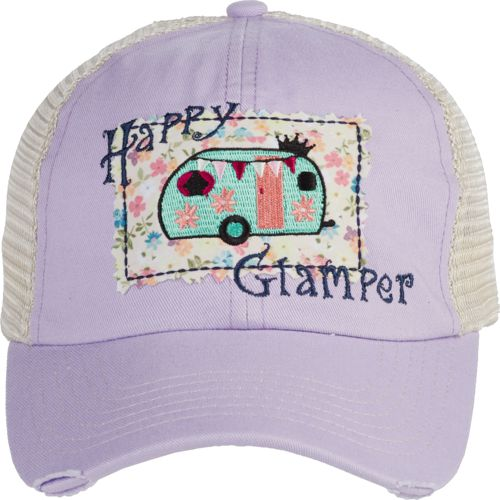 Magellan Outdoors Women's Happy Glamper Cap