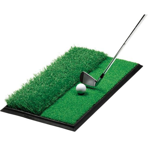 Tour Motion Dual-Height Practice Golf Mat