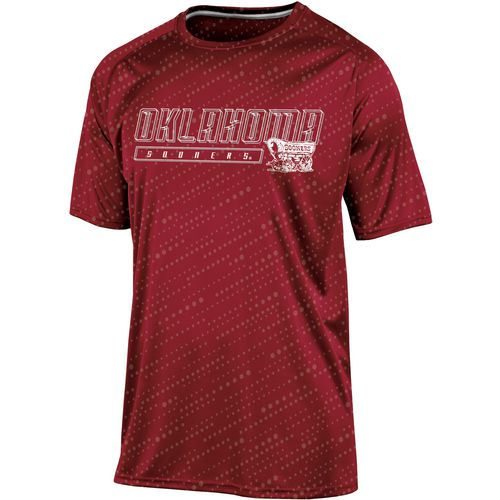 Champion Men's University of Oklahoma The Fade 2 T-Shirt