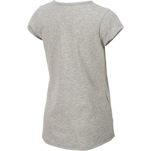 adidas Girls' On My Game Short Sleeve T-shirt - view number 2