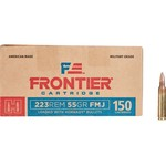 Hornady Frontier .223 Remington 55-Grain Centerfire Rifle Ammunition - view number 2