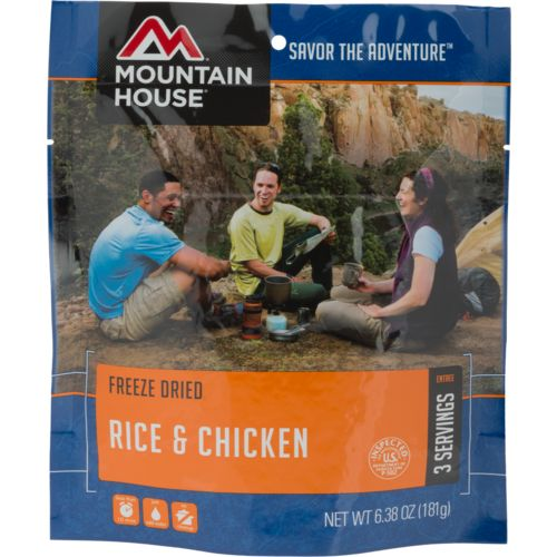 Mountain House® Pro-Pak Rice and Chicken