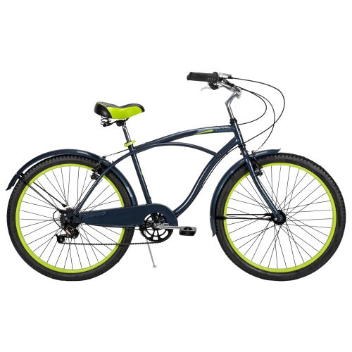 "Huffy Men's Newport Cruiser 26"" 7-Speed Bicycle"