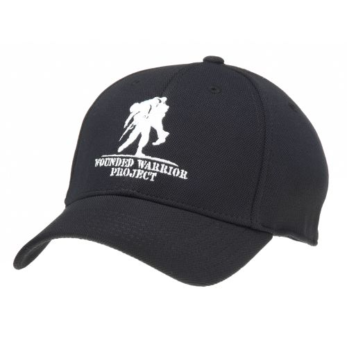 Under Armour® Men's Wounded Warrior Project Stretch Fit Cap