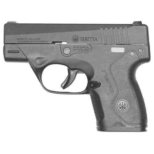 Beretta Nano 9mm Double Action Pistol