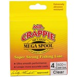 Mr. Crappie® MEGA Filler 4 lb. - 500 yards Monofilament Fishing Line - view number 1