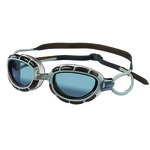 Zoggs Adults' Predator L/XL Soft-Frame Goggles
