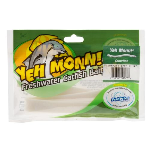 Display product reviews for Fishbites Yeh Monn!® Catfish Baits 2-Pack